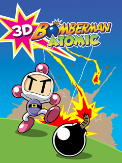 Screenshot: 3D Bomberman Atomic