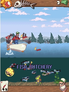 Screenshot: Dynamite Fishing