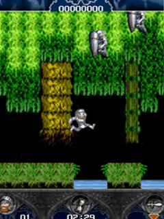Screenshot: Ghosts 'n Goblins - Gold