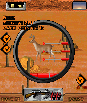 Screenshot: Hunting Unlimited Mobile