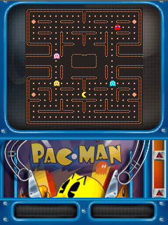 Screenshot: Pac-Man Flipper