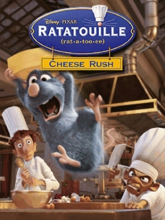 Screenshot: Ratatouille: Cheese Rush