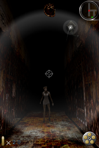 Screenshot: Silent Hill: The Escape