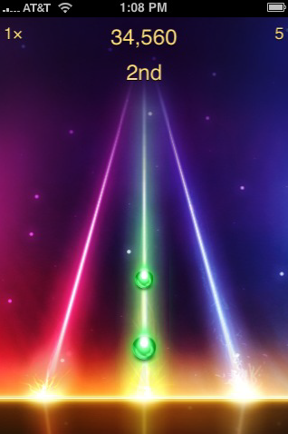 Screenshot: TapTap Revenge