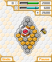 Screenshot: Honeycomb Beat