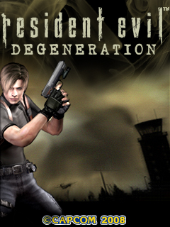 Screenshot: Resident Evil: Degeneration