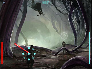 Screenshot: Star Wars: The Force Unleashed (N-Gage)