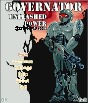 Screenshot: Governator – Unleashed Power