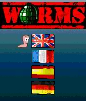 Screenshot: Worms