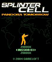 Screenshot: Splinter Cell: Pandora Tomorrow
