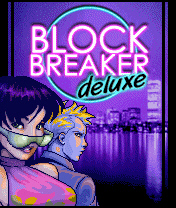 Screenshot: Block Breaker Deluxe