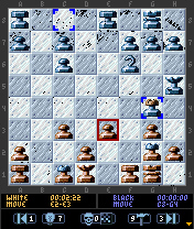 Screenshot: Chess Master