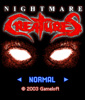 Screenshot: Nightmare Creatures