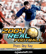 Screenshot: 2004 Real Football