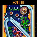 Screenshot: Space Taxi Pinball