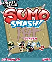 Screenshot: Sumo Smash!