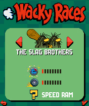 Screenshot: Wacky Races
