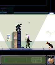 Screenshot: Splinter Cell