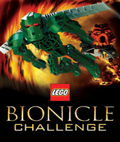 Screenshot: Lego Bionicle Challenge