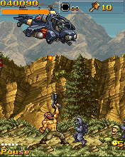 Screenshot: Metal Slug Mobile 3