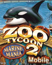 Screenshot: Zoo Tycoon 2 - Marine Mania