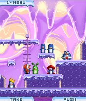 Screenshot: Penguin Fever