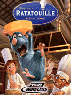 Screenshot: Ratatouille