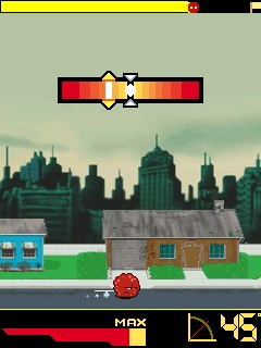 Screenshot: Aqua Teen Hunger Force: Destruct-O-Thon