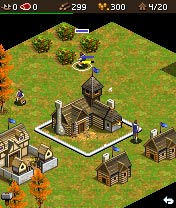 Screenshot: Age of Empires III Mobile