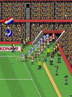 Screenshot: Pro Evolution Soccer 2008