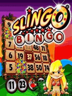 Screenshot: Slingo Bingo