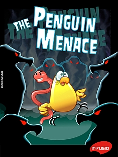 Screenshot: The Penguin Menace