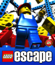 Screenshot: LEGO Escape