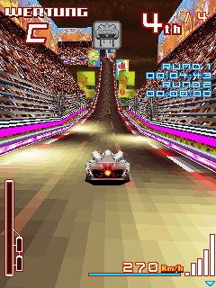 Screenshot: Speed Racer 3D