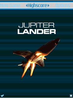 Screenshot: Jupiter Lander