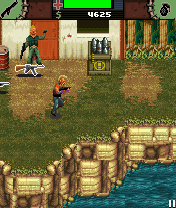 Screenshot: Mercenaries 2