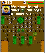 Screenshot: Space Mining 2