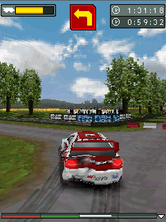 Screenshot: Rally Master Pro