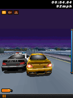 Screenshot: The Fast and the Furious - Streets