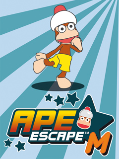 Screenshot: Ape Escape M