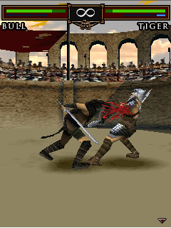 Screenshot: Gladiator