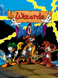 Screenshot: Wizards of Mickey
