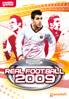 Screenshot: Real Football 2009