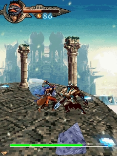 Screenshot: Prince of Persia