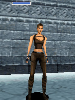 Screenshot: Tomb Raider: Underworld