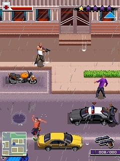 Screenshot: Gangstar 2: Kings of L.A.
