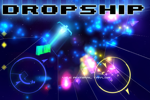 Screenshot: Dropship