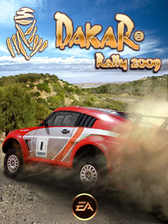 Screenshot: Dakar 2009