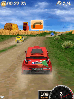 Screenshot: Dakar Rally 2009