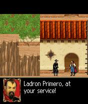 Screenshot: The Legend Of Zorro